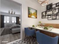 Vizualizace - Prodej bytu 1+1 v osobním vlastnictví 46 m², Jablonné v Podještědí