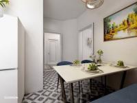 Vizualizace jíd. kout - Prodej bytu 1+1 v osobním vlastnictví 46 m², Jablonné v Podještědí