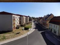 Pohled z okna - Prodej bytu 1+1 v osobním vlastnictví 47 m², Jablonné v Podještědí