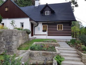 Přístup k domu - Prodej domu v osobním vlastnictví 126 m², Jablonec nad Nisou