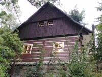 Přední část domu - Prodej domu v osobním vlastnictví 126 m², Jablonec nad Nisou