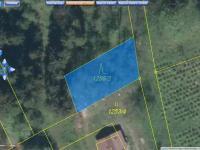 Katastr orto foto - 1256/2 - Prodej pozemku 37926 m², Chuchelna