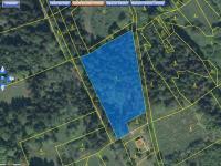 Katastr orto foto - 1256/8 - Prodej pozemku 37926 m², Chuchelna