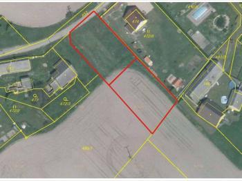 Prodej pozemku 1103 m², Sukorady