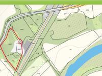 Prodej pozemku 6163 m², Kostolná - Zárečie