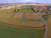 Prodej pozemku 1195 m², Malá Hraštice