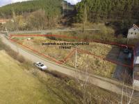 Prodej pozemku, 1794 m2, Obory