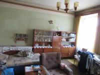 Celkový pohled do obývacího pokoje - Prodej domu v osobním vlastnictví 72 m², Bělčice