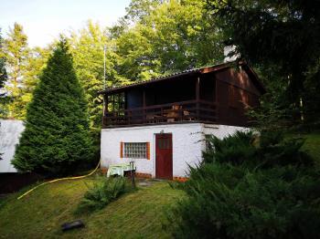 Pohled z pravé strany - Prodej chaty / chalupy 80 m², Nalžovice