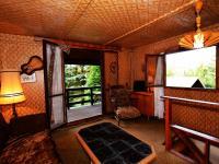 1. patro pohled na verandu - Prodej chaty / chalupy 80 m², Nalžovice