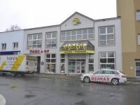 Pronájem obchodních prostor 1561 m², Cheb