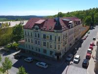 Prodej hotelu 1113 m², Aš