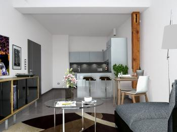 ilustrativní foto - Prodej bytu 2+kk v osobním vlastnictví 70 m², Cheb