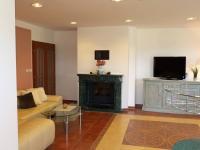 obývací místnost s krbem (Prodej domu v osobním vlastnictví 289 m², Cheb)