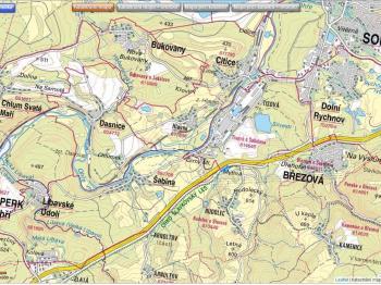 Prodej pozemku 28076 m², Březová