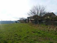 poslední řada domů v obci (Prodej domu v osobním vlastnictví 200 m², Plesná)