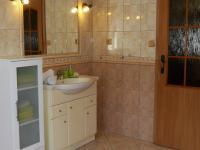 koupelna přízemí (Prodej domu v osobním vlastnictví 451 m², Františkovy Lázně)