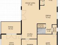 1. NP (Prodej domu v osobním vlastnictví 451 m², Františkovy Lázně)