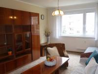 obývací pokoj (Prodej bytu 2+1 v osobním vlastnictví 62 m², Cheb)