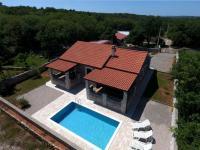 kryté terasy  - Prodej domu v osobním vlastnictví 114 m², Krk
