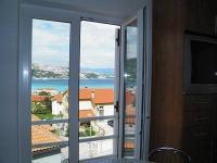 pohled z balkonu (Prodej bytu 5+kk v osobním vlastnictví 80 m², Baška)
