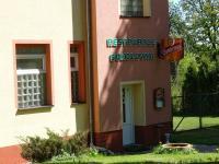 vstup do restaurace - Prodej domu v osobním vlastnictví 360 m², Krásná