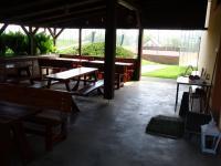 letní krytá terasa - Prodej domu v osobním vlastnictví 360 m², Krásná