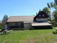 letní hřiště s posezením - Prodej domu v osobním vlastnictví 360 m², Krásná