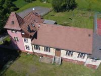 budova jako malý zámek - Prodej domu v osobním vlastnictví 360 m², Krásná