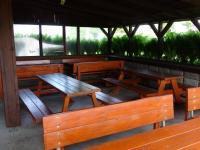 letní terasa - Prodej restaurace 360 m², Krásná