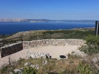 pohled na moře  - v dálce ostrov Krk (Prodej chaty / chalupy 60 m², Novi Vinodolski)
