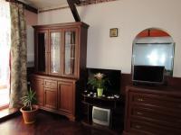 obývací pokoj (Prodej bytu 3+kk v osobním vlastnictví 58 m², Cheb)
