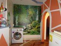 zajímavá úprava původní chodby v bytě (Prodej bytu 3+kk v osobním vlastnictví 58 m², Cheb)