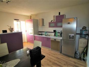 Praktický kuchyňský kout - Prodej bytu 4+kk v osobním vlastnictví 80 m², Senj