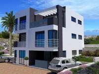 Plánovaná stavba (Prodej bytu 3+kk v osobním vlastnictví 61 m², Sveti Juraj)