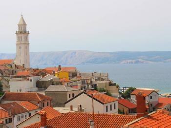 krásný výhled na staré město a moře - Prodej domu v osobním vlastnictví 107 m², Novi Vinodolski