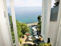 výhled na moře (Prodej bytu 3+1 v osobním vlastnictví 70 m², Opatija)