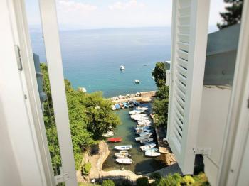 výhled na moře - Prodej bytu 3+1 v osobním vlastnictví 70 m², Opatija