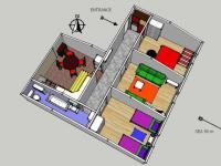 Prodej bytu 3+1 v osobním vlastnictví 70 m², Opatija