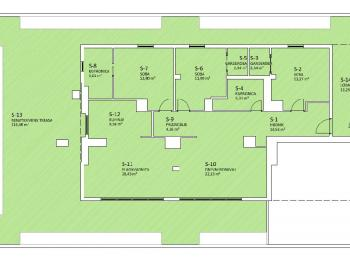 Prodej bytu 4+kk v osobním vlastnictví 125 m², Zadar