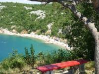 pohled na pláž v Kačjaku - Prodej bytu 3+kk v osobním vlastnictví 55 m², Dramalj