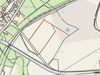 parcela 529/13 - Prodej pozemku 14200 m², Újezdeček