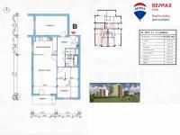 Prodej bytu 3+1 v osobním vlastnictví 81 m², Klatovy