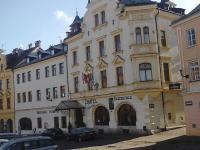 Prodej hotelu 1418 m², Loket