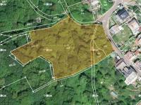 Prodej pozemku 3841 m², Ústí nad Labem