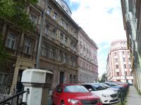 Ul. U Zvonařky (Pronájem bytu 2+kk v osobním vlastnictví 48 m², Praha 2 - Vinohrady)
