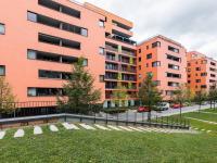 Okolí domu (Prodej bytu 2+kk v osobním vlastnictví 86 m², Praha 7 - Holešovice)