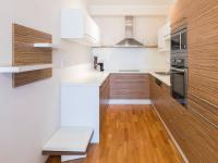 Kuchyňský kout (Prodej bytu 2+kk v osobním vlastnictví 86 m², Praha 7 - Holešovice)