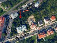 Prodej pozemku 1245 m², Praha 8 - Libeň