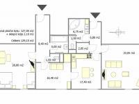 orientační plánek (Prodej bytu 4+kk v osobním vlastnictví 129 m², Mariánské Lázně)